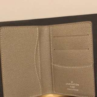 Louis Vuitton card holder brand new