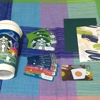 Starbucks cards bundle