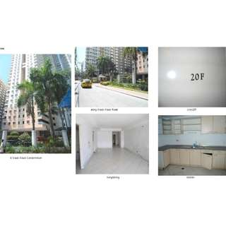 FOR SALE BANK FORECLOSED 174SQM CONDO UNIT IN WACK WACK RD MANDALUYONG