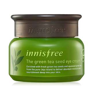 ❗️FREE NM❗️Innisfree The Green Tea Eye Cream