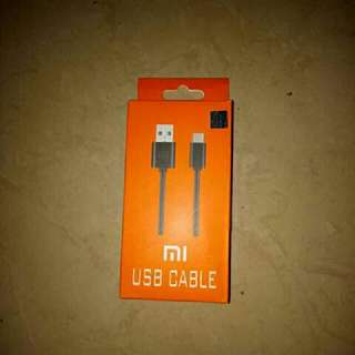 Kabel Data Redmi Ori