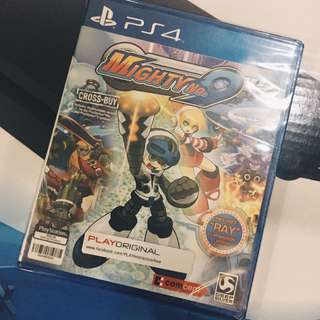 SONY PS4: Mighty No. 9