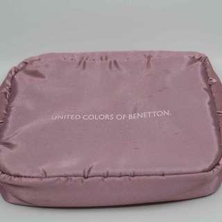 🚚 班尼頓 旅遊化妝包組
