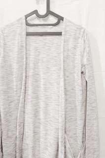 H&M White Cardigan