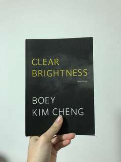 Clear Brightness by Boey Kim Cheng