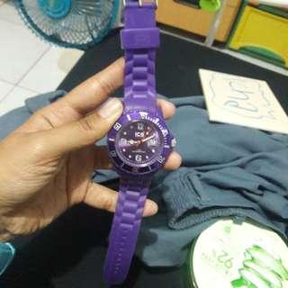 Ice watch purple ori
