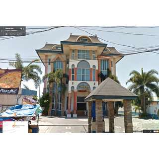 For Sale Bank Foreclosed 3 Storey Commercial Hotel in Angono Rizal - Non Operational