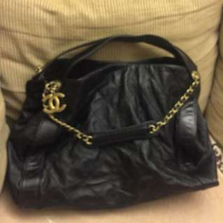 Chanel 2 way In the mix tote