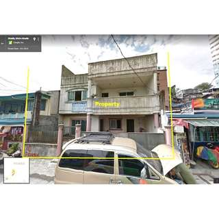 FOR SALE BANK FORECLOSED HOUSE IN LANZONES ST BRGY PEMBO MAKATI CITY
