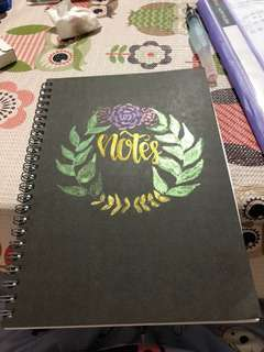 Designed Notebooks