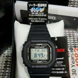 G-Shock GW 5000-1JF