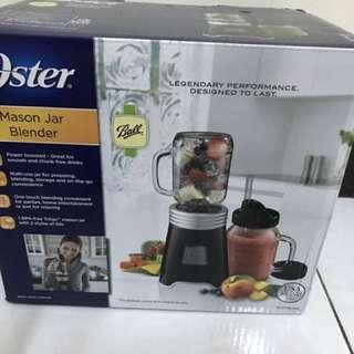 美國OSTER-BALL經典隨鮮瓶果汁機#小套房家電