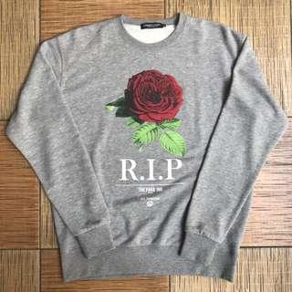 Undercover Parking Ginza RIP Sweatshirt