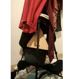 Tripod gecol (gantungan jaket) #umn2018
