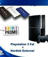 Playstation 3 Flat di Jamin Baru