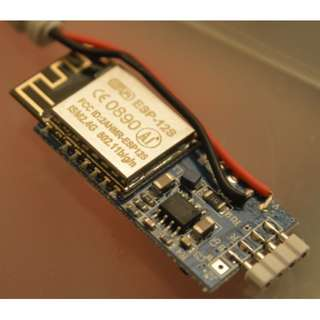 ESP8266 WiFi-Serial modul (ESP-12S)