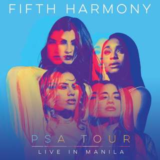 Selling Fifth Harmony PSA Tour MNL Balcony Center Ticket