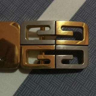 Givenchy belt buckle