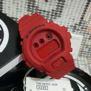 G-Shock DW 6935C-4DR