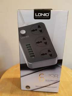 LDNIO USB Power Socket