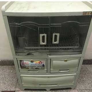Kitchen Organizer (Dish Cabinet)