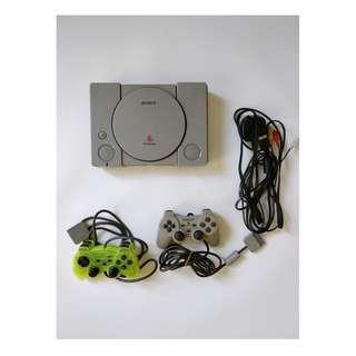 Playstation 1 Full Set (Bekas)