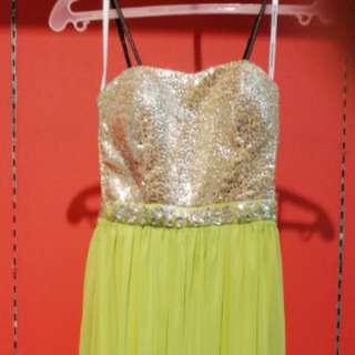 Semi Gown