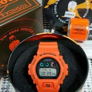 G-Shock DW 6900FS PORTER
