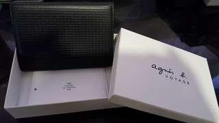 {Sale}全新Agnes b cardholder