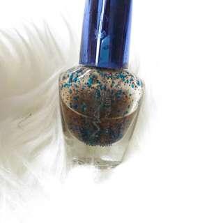 MAC nail polish gliter