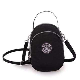 Korean style light weight small shoulder bag (waterproof)