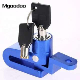 Motor lock