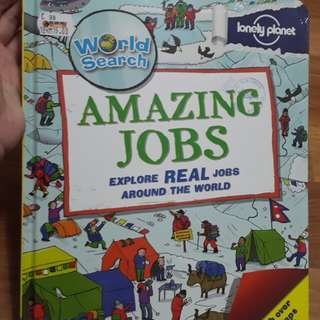 Amazing Jobs - BBW Book