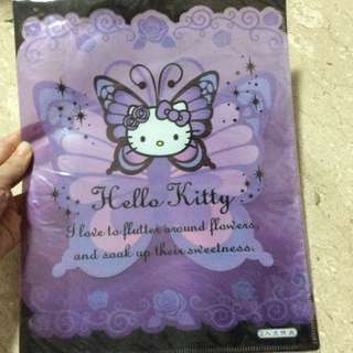 Hello Kitty A4 Folder