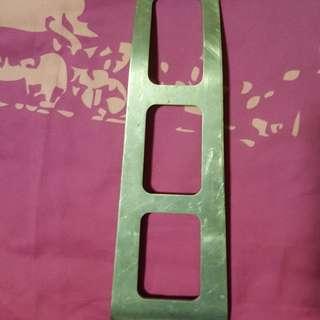 Universal front fender brace rare