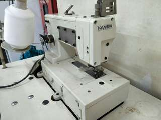 Kansai interlock sewing machine