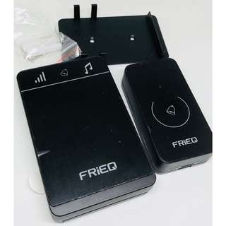 (DELIVERY) FRiEQ HD03 Wireless Doorbell