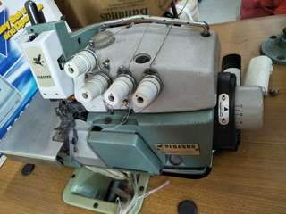Pegasus overlock sewing machine