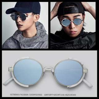 a28ebcd1382a Gentle Monster infinity Round Sunglasses 2018 model