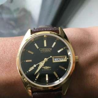 Rare Excellent Condition Vintage Citizen Watch