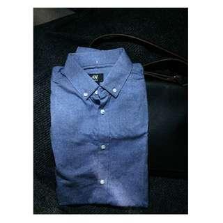 H&M Long Sleeve Polo