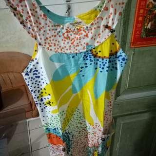Mini dress Vellowline