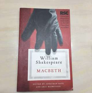 Macbeth : William Shakespeare