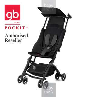 GB Pockit Plus (Black) - New