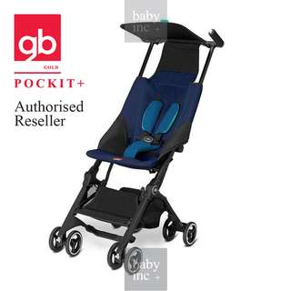 GB Pockit Plus (Blue) - New
