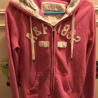 F&H桃粉色外套