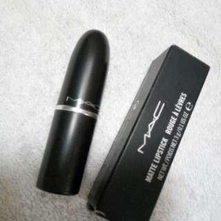 MAC Lipstick in Chili
