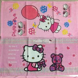 全近 kitty 長毛巾 $65/3條 包平郵