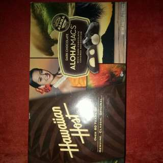 HAWAIAAN HOST DARK CHOCOLATE