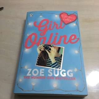 Girl Online (first book) : Zoe Sugg